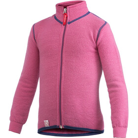 Woolpower Kids 400 Full Zip Jacket sea star rose